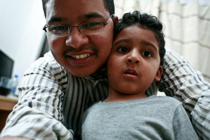Riley & Uncle Elton