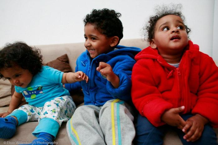 Micah, Riley & Faith :)